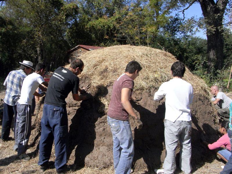 Temazcal sauna de vapor tradicional bustamante n l - Construccion de saunas ...