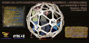 Cupola geodetica legno