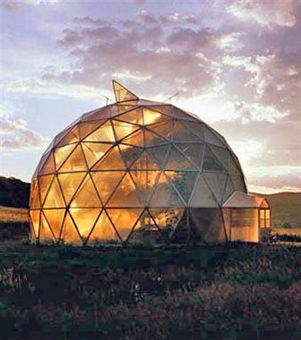 Ws self construction of a geodesic dome ctrl z arquitectura for Igloo de jardin