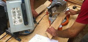 come costruire geodetica pallet
