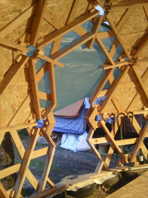 estructura pallet