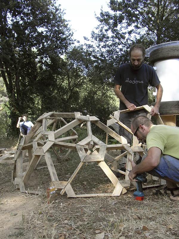 geodesic prototype