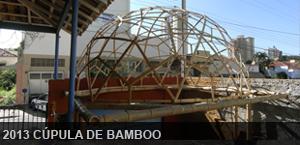Geodetica di bamboo
