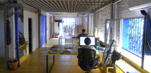 coworking autoconstrucción