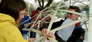 ctrlz arquitectura como hacer un domo geodesico