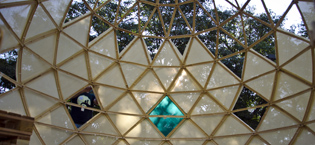 lowtech geodesic structures workshop