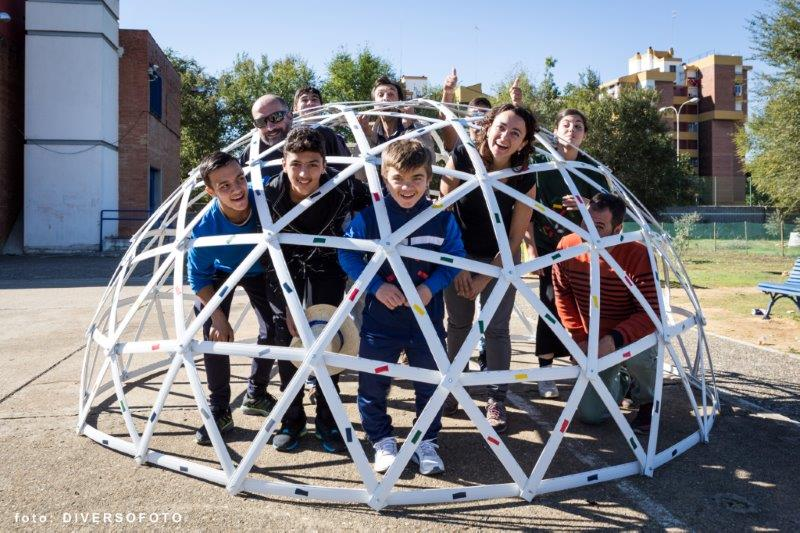 children geodesic workshop ctrl+z architecture