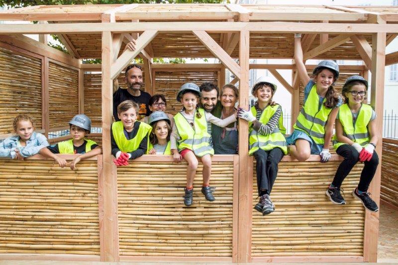 lesarchiminots archiminots associazione architettura partecipazione infantile bambini