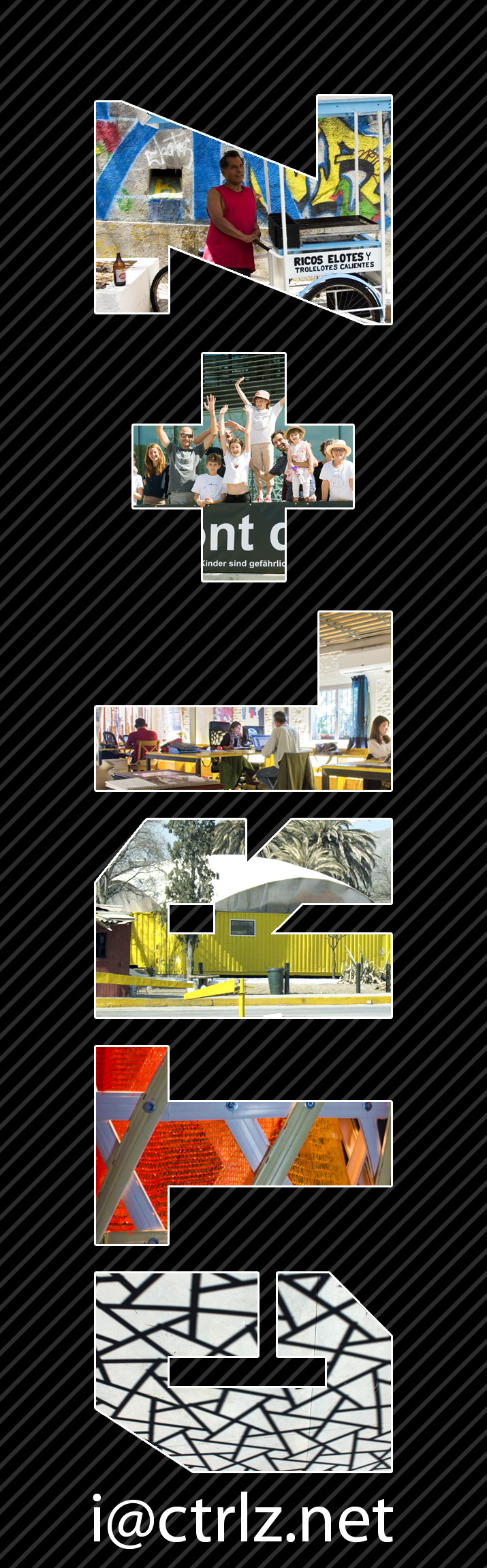 ctrl+z architettura arquitectura architecture upcycling punk
