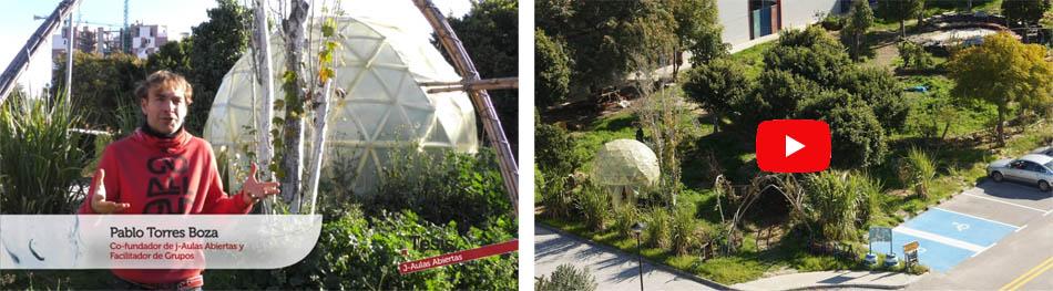 ctrl+z arquitectos como construir un domo geodesico